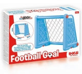 Poarta de fotbal pentru copii, albastru, 3026 Dolu