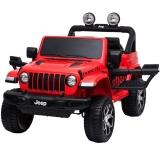 Masina cu acumulator, Jeep Wrangler, 12V, diverse modele
