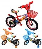 Bicicleta copii, cadru aluminiu, roti 12 inch, cos metalic, diferite culori, Cheetah