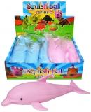 Figurina squishy, delfin/rechin