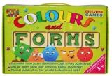 Joc educativ Culori si forme