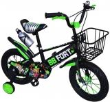 Bicicleta copii, roti 16 inch, diverse culori, BB Fort