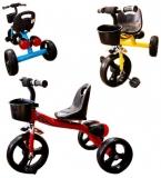 Tricicleta cu pedale, diverse culori