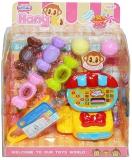 Set de joaca, Casa de marcat si dulciuri, in cutie