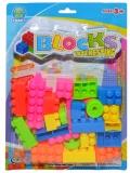 Cuburi constructii, 1 set/blister