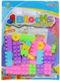 Cuburi constructii, pentru fete, 1 set/blister