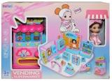 Set de joaca Papusa cu accesorii magazin