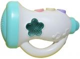 Trompeta pentru bebelusi, cu baterii