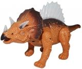 Jucarie Dinozaur cu baterii, 30 cm