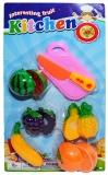 Fructe/legume taiate, 1 set/blister