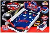 Joc baschet/pinball 2 in 1