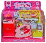 Set de joaca Aparate casnice si accesorii, 1 set/blister
