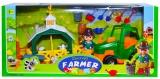 Set de joaca Fermier cu tractor si accesori