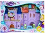 Castel muzical cu 1 figurina si accesorii