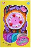 Set de joaca Tort, 23 piese/cutie