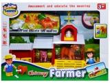 Set de joaca Ferma cu animale si accesorii