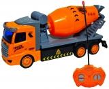 Camion Betoniera de jucarie cu telecomanda RC Super Truck