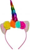 Cordeluta cu accesorii, model unicorn