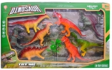 Set de joaca Figurine dinozauri, 8 buc/cutie