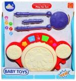 Jucarie Tobita cu baterii, pentru bebelusi