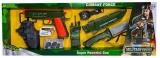 Set de joaca arme soldat, cu baterii, 1 set/cutie