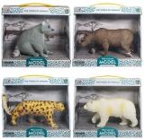 Figurina animal salbatic 4 modele