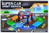 Set de joaca Parcare cu masini, 1 set/cutie