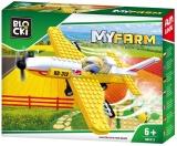 Joc constructie Avion, Blocki