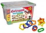 Joc constructii lant, 160 piese/cutie Tupiko
