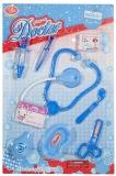 Set de joaca Ustensile doctor, 1 set/blister