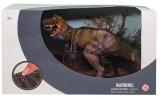 Jucarie dinozaur, Tyrannosaurus Rex, in cutie