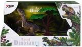 Jucarie Dinozaur, in cutie