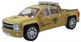 Jucarie Jeep cu frictiune, 26 cm