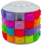 Joc puzzle rotativ cu 4 nivele