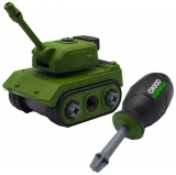 Jucarie Tank demontabil, in cutie
