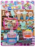 Set de joaca Accesorii desert/cumparaturi, 1 set/blister