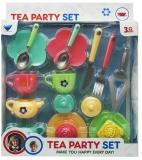 Set cescute ceai cu accesorii, 1 set/cutie