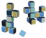 Cuburi constructii, 12 piese