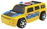 Jucarie Jeep cu frictiune, Politie