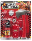 Set de joaca Unelte pompieri, 1 set/blister