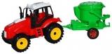 Jucarie Tractor cu utilaj