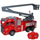 Masina pompieri cu telecomanda RC