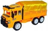Jucarie Camion cu prelata, 29 cm