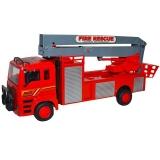 Jucarie Masina de Pompieri cu frictiune