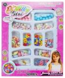 Set de joaca Margele, 1 set/cutie