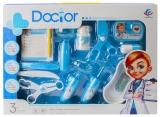 Set de joaca Doctor, 12 piese, in cutie
