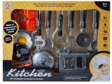 Set de joaca Ustensile bucatarie, 1 set/cutie
