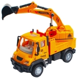 Jucarie Camion Excavator, in cutie