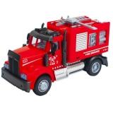 Jucarie masina de pompieri, in cutie