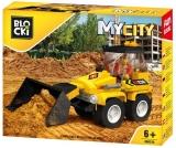 Joc constructie Mini Bludozer, Blocki